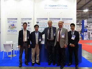 Giga Tech and Nippon GT at MCE 2018: The Essence of Comfort